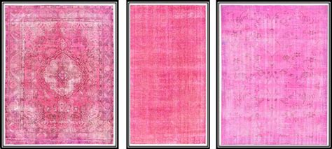 Teppiche Rosa by Vintage Teppich Farbinspiration Pink Rosa Vintage Carpets