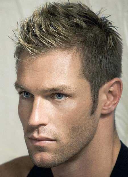 short blonde hairstyles guys men short hairstyle ideas saima beauty salon and easy