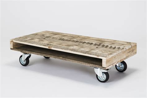 coffee table with wheels pallet coffee table on wheels gas air studios pallet