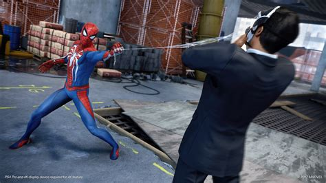 spider man swinging game insomniac spider man s swinging is fully physics based