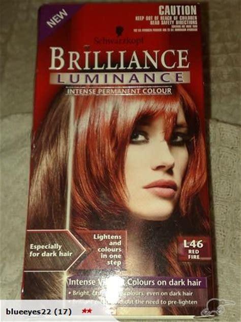 Hair Color Schwarzkopf Thr Ratio | schwarzkopf brilliance hair color reviews photos