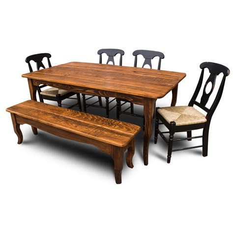 webmail bench creole table with bench