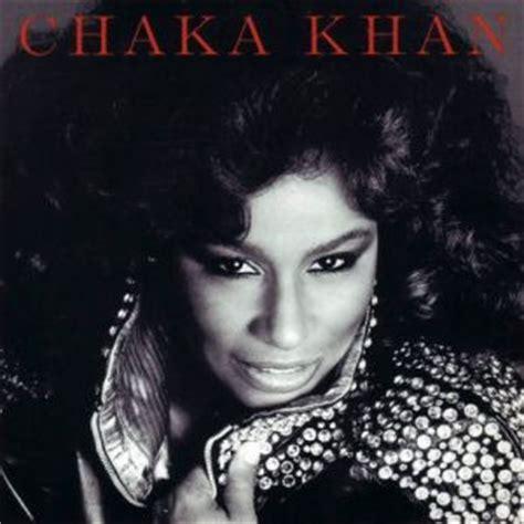 chaka khan my lyrics diskografie chaka khan
