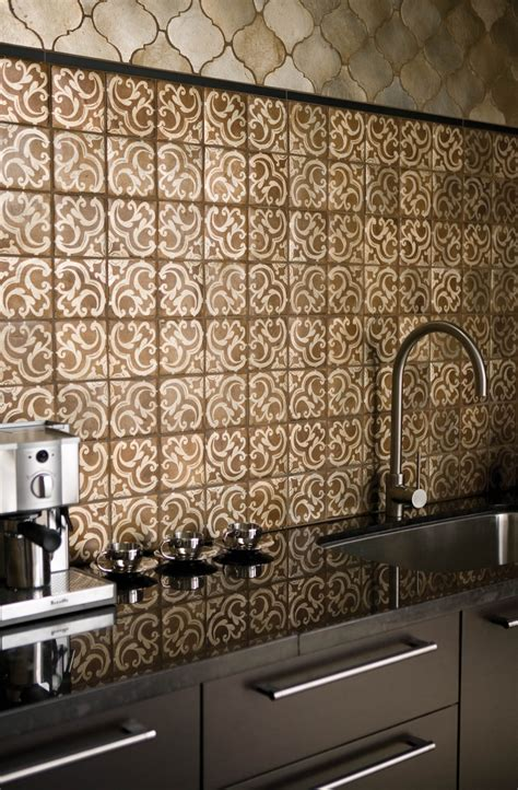moroccan tile kitchen backsplash 30 moroccan inspired tiles looks for your interior digsdigs