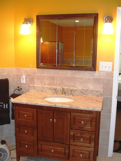Furniture Style Bathroom Vanity Design Build Pros Furniture Style Bathroom Vanities