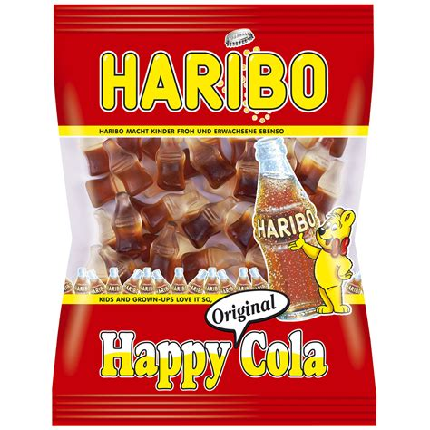 Machbet Coklat haribo happy cola 100g kaufen im world of shop