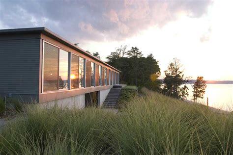 river house virginia jamaica residence usa  architect