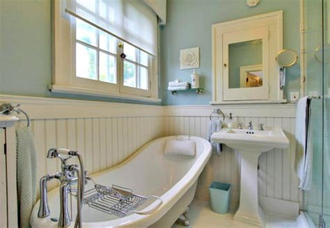 pictures of bathrooms with beadboard 15 beadboard backsplash ideas for the kitchen bathroom
