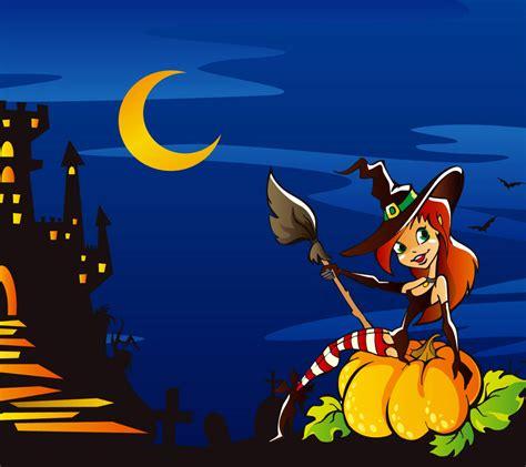 imagenes de halloween fondos fondos para android halloween adnfriki