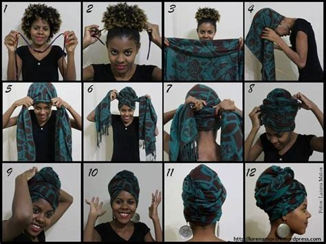 tutorial turbante 1000 images about turbantes afins on pinterest head