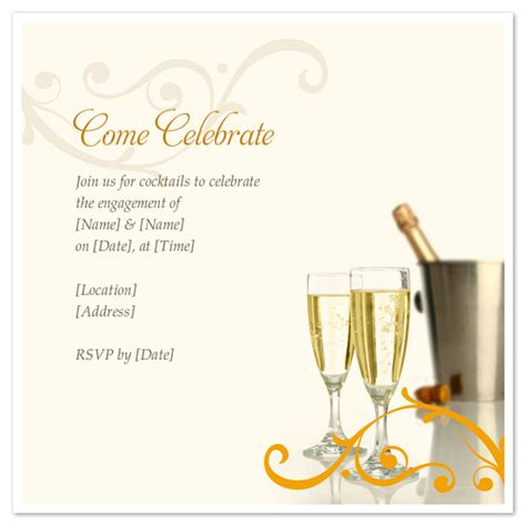Celebration Of Cards Templates Free by Chagne Celebration Invitations Cards On Pingg