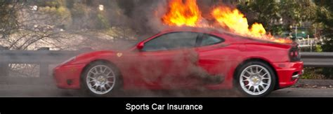 Sports Car Insurance by The Sports Car Owner Needs Speed When Insuring His Vehicle