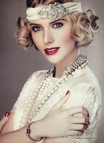 diy 1920s flapper hairstyles art et glam l art de la joaillerie dans les ann 233 es 20