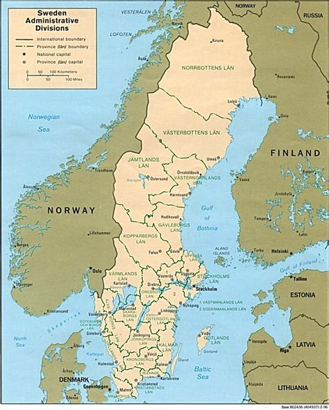 swedish country nationmaster maps of sweden 13 in total