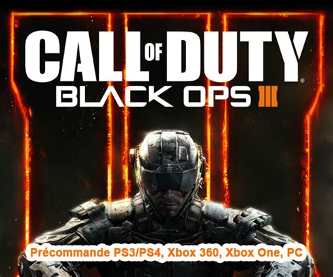 Jeux De Démolition De Maison 3990 by Call Of Duty Black Ops Iii En Pr 233 Commande 224 Partir De 39