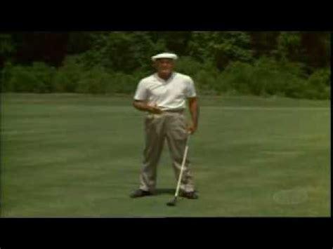 ben hogan golf swing youtube ben hogan golf swing video clip youtube