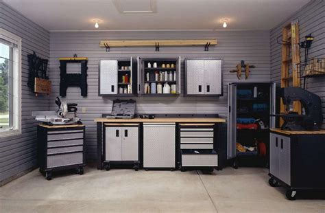 garage work shop garage workshop ideas pictures this for all