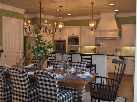 Updated Dining Room Colors Updated Transitional Country Kitchen Traditional