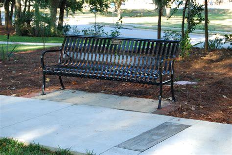 brick bench bricks benches 187 wilmot gardens 187 college of medicine