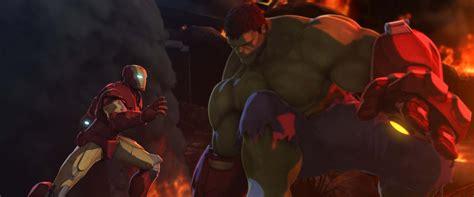 iron man hulk heroes united netflix today