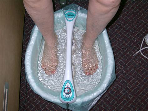 Do Ionic Detox Foot Baths Really Work by Do Detoxification Foot Baths Really Work Ruckersville