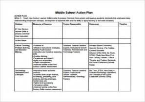 school improvement plan template uk school plan template 11 free sle exle