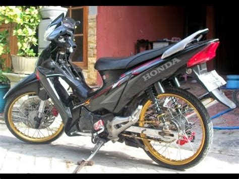 motor trend modifikasi modifikasi motor honda
