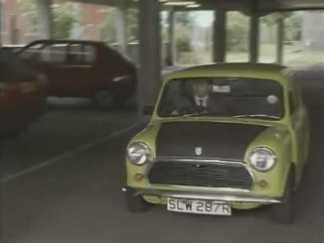 bean celebrates  anniversary  driving  top