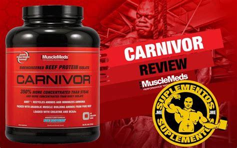 Carnivor Whey Juli 2015 carnivor musclemeds 233 bom funciona como tomar