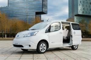 Nissan Nv200 7 Seater Review Nissan E Nv200 7 Seater Review Pictures Auto Express