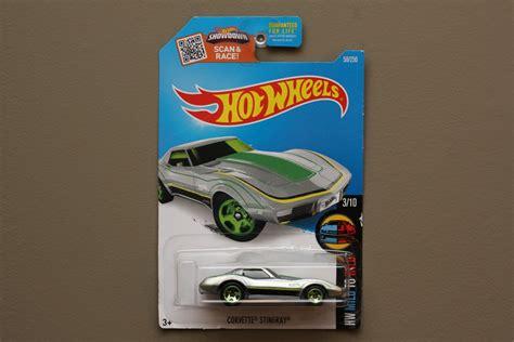 Hotwheels Zamac Stingray wheels 2016 hw mild to corvette stingray zamac silver walmart excl see condition