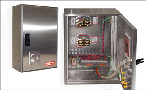 Kitchen Exhaust Fan Vfd Panels Cabinets For Your Commercial Kitchen