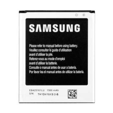 Baterai Hp Samsung S3 Mini Original jual samsung original eb425161lu baterai for samsung