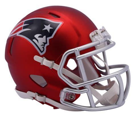 Kaos Sport Football New Patriots Alternate Logo 1 2000 2012 new patriots blaze alternate speed riddell mini