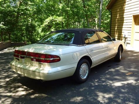 1996 lincoln continental 1996 lincoln continental pictures cargurus