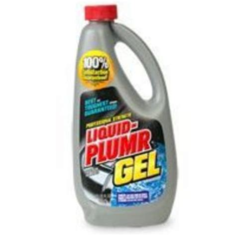 Liquid Plumr Professional Strength Gel Clog Remover Reviews ? Viewpoints.com