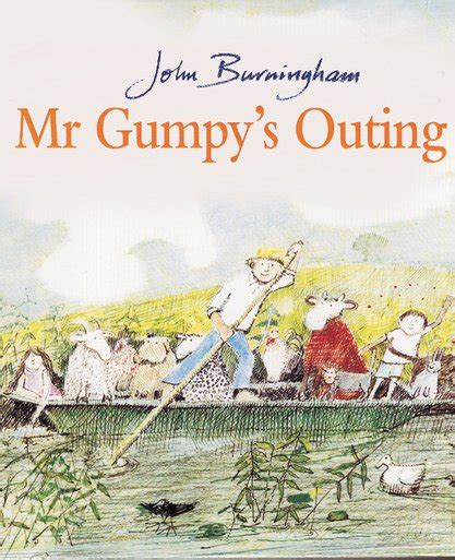 libro mr gumpys outing mr gumpy s outing x 6 scholastic shop
