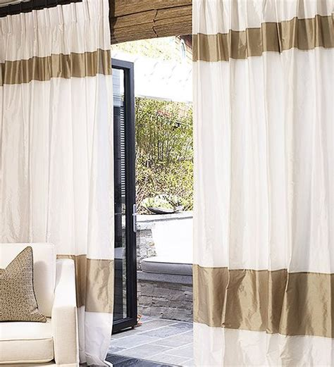 banded drapes 59 best images about drapes banded on pinterest window