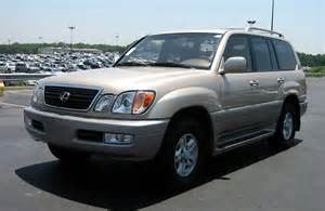 2000 lexus lx 470 information and photos momentcar