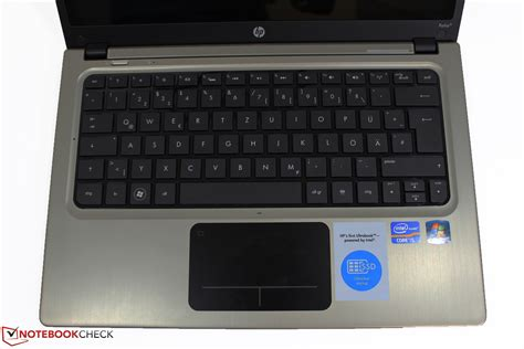 Casing Touchpad Compaq 6910p An 225 Lisis Ultrabook Hp Folio 13 2000 Notebookcheck Org
