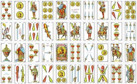 tirada de cartas espaolas gratis para geminis image gallery la baraja mexicana