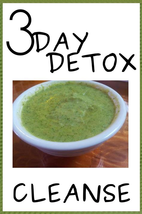 How To Detox Liver In 3 Days by How To Detox In 3 Days Losing Weight For All