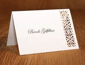 Placecards Invitations Announcements Personalized Stationery Memo