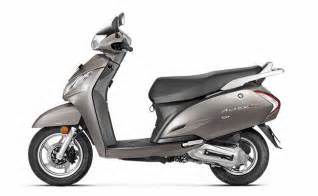 Honda Activa The All New Honda Activa 125 Bs Iv Model Power Mileage