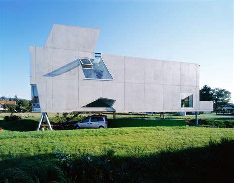 wolfgang tschapeller s st joseph house is a prefab flood