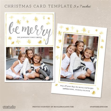 Photoshop Card Templates Etsy by Digital Photoshop Card Template For Photographers