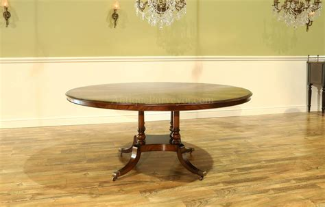 72 inch round dining room tables 72 inch flame mahogany dining room table