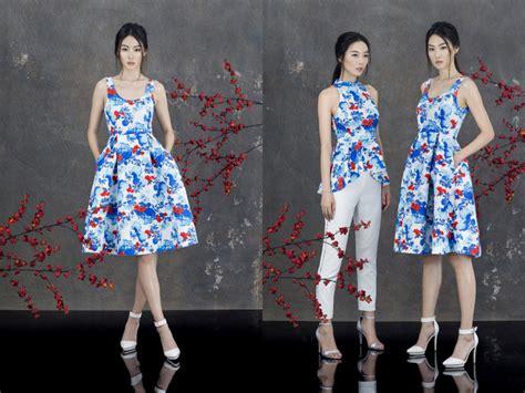 New Zaylara zalora lunar new year collection 2015