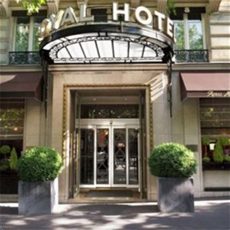 hotel royal parigi royal hotel deals see hotel photos attractions