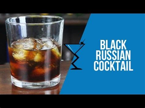 black russian cocktail black russian cocktail how to make a black russian